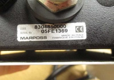 Used Machinery, Marposs E83 6871830000 Optical Receiver and 8304850000 Interface. R#0224 - Advanced Machinery Companies