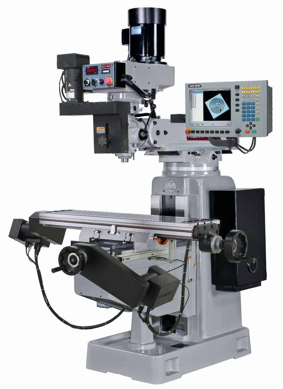 Kent USA Milling Machines New Machinery, Advanced Machinery Companies