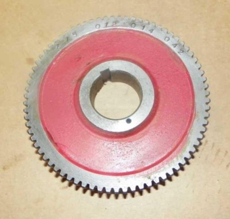 Nardini Lathe Gear 120 Tooth Z120 for MS-1440 Mascote lathe