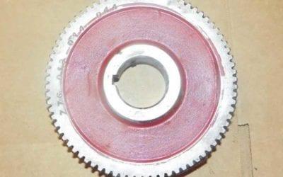 Used Machinery   Nardini Lathe Gear 76 Tooth Z76