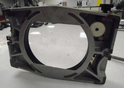 Nikon Type 2 Rotating Table Rotary Staging Fixture - Advanced Machinery Companies