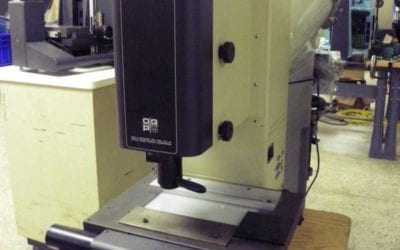 Used Video Measuring Machine | OGP Smartscope MVP200 Video Measuring Machine