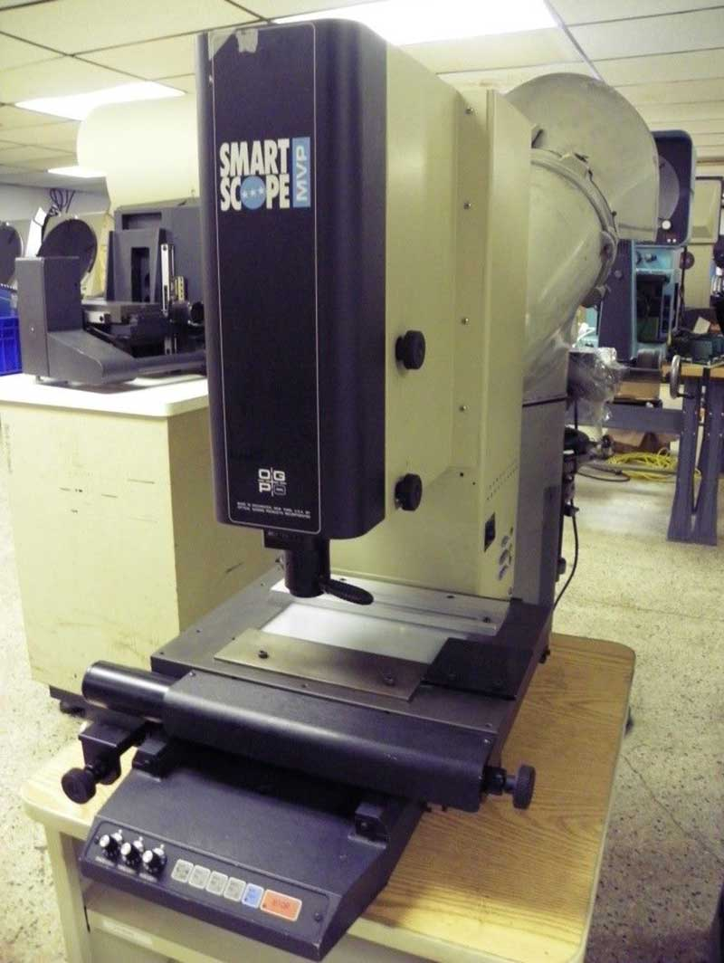 Used Machining | OGP Smartscope MVP200 Video Measuring Machine | Advanced Machinery Companies