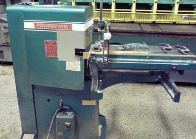 Used Machinery, Powermatic Houdaille Model 2A Tenoner - Advanced Machinery Companies