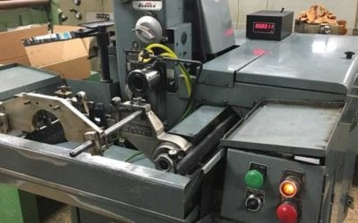 Used Honing Machine | SUNNEN Model MBC-1801 Precision Power Stroking Honing Machine