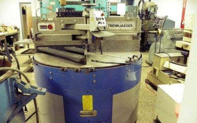 Used Cold Saw | TRENNJAEGER LTS 520 Semi Auto Cold Saw