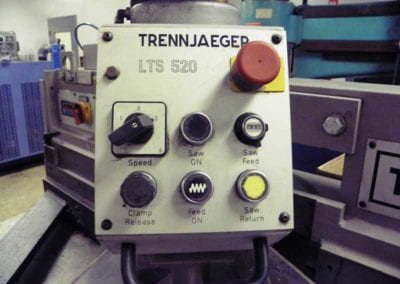 TRENNJAEGER LTS 520 Semi Auto Cold Saw - Advanced Machinery Companies