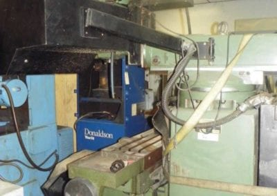 Used Machinery, Willis Microcut 5000VS Heavy Duty Large Travel Vertical Mill - Advanced Machinery Companies