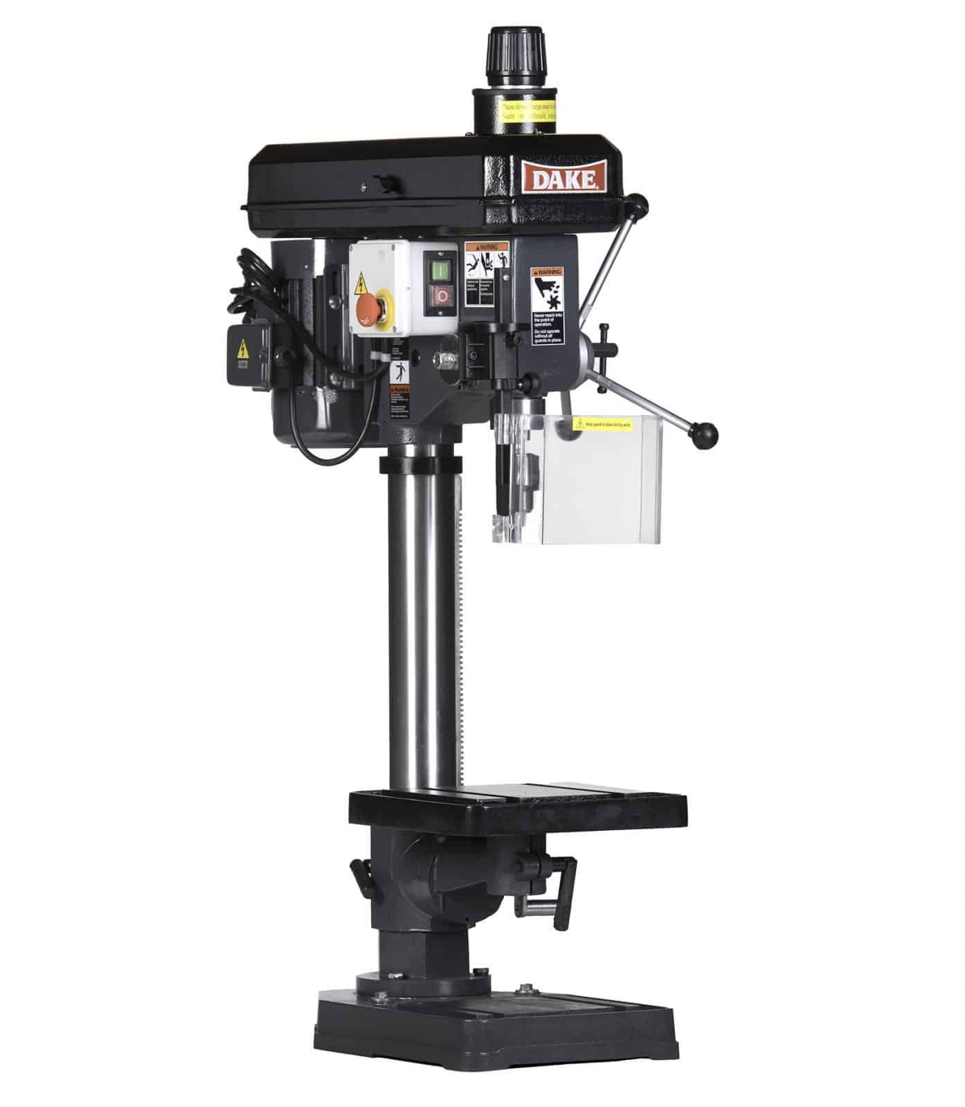 DAKE Metalworking Equipment, Drill Presses
