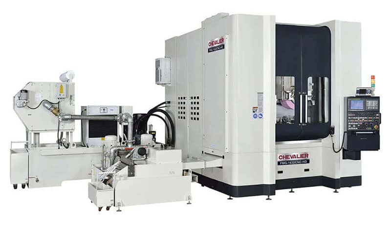 New Machinery, Chevalier Production CNC Grinders