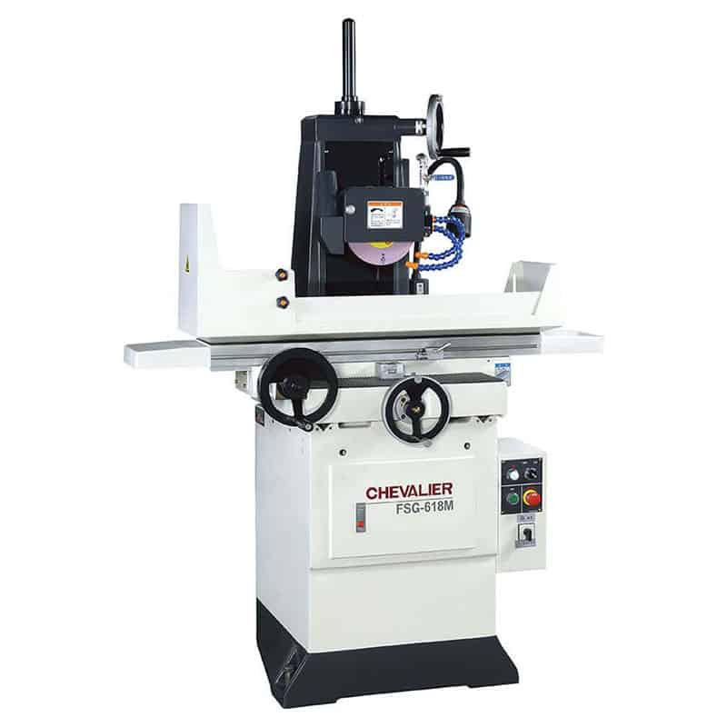 New Machinery Chevalier Manual Surface Grinders