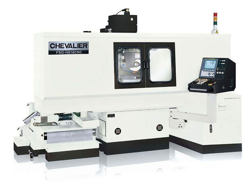 New Machinery Chevalier Surface & Profile CNC Grinders