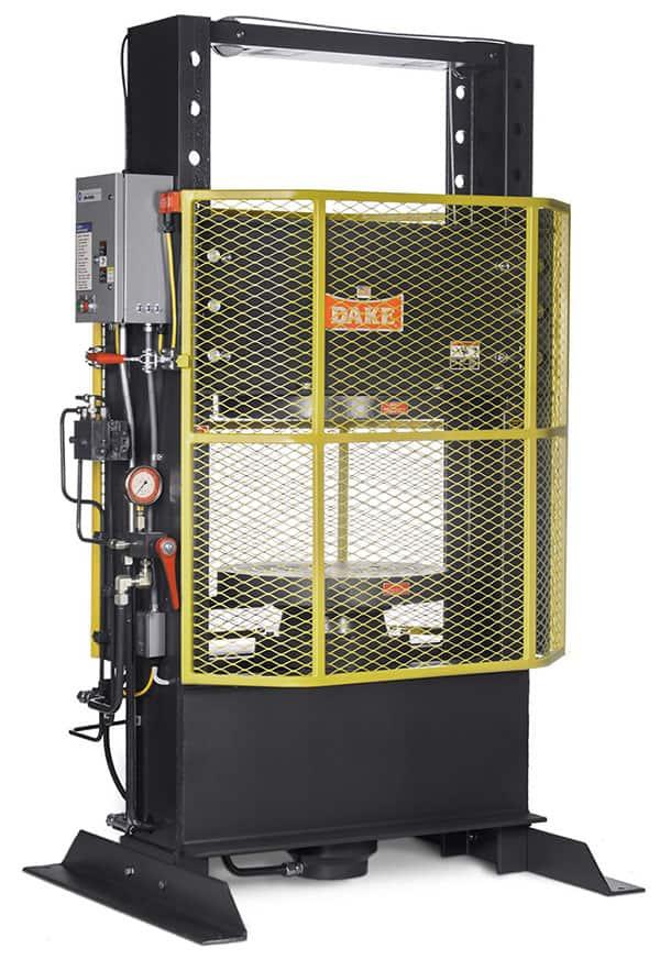 DAKE Metalworking Equipment, Tire Presses