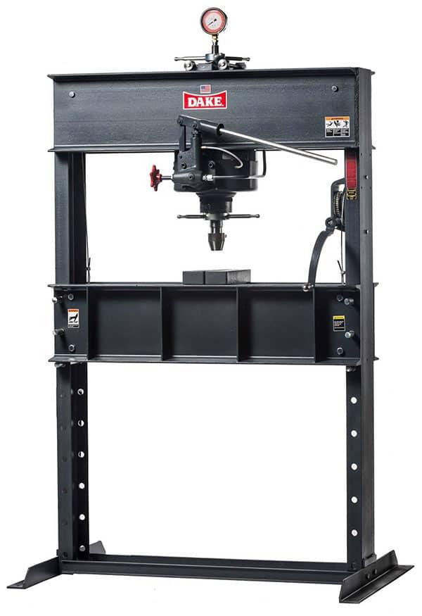 DAKE Metalworking Equipment, Hydraulic Presses