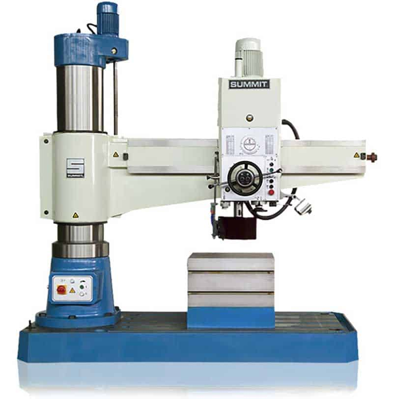 Summit Radial Drills, New Machinery