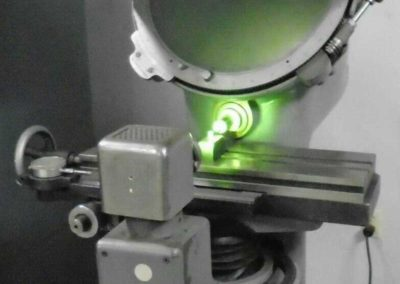 "Used Machinery, Used Comparator, 14"" Jones & Lamson J & L Floor Standing Model PC-14 Optical Comparator"