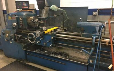 16″ x 54″ MONARCH Series 612 Model 1610-T Tool Room Lathe