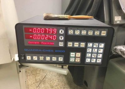 "Used Machinery, Used Comparator, 30"" Scherr Tumico Model 22-2600 Optical Comparator | Advanced Machinery Companies"