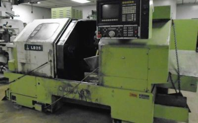 Used CNC Turning Center | OKUMA LB25
