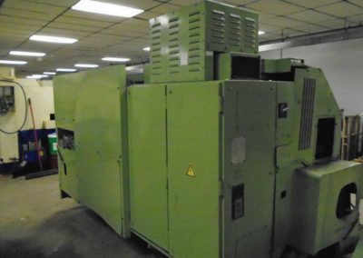 OKUMA LB25 CNC Turning Center, with OSP 5020 control Used Machinery - Advanced Machinery Companies