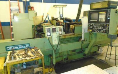 Used Surface Grinder | OKUMA Model GA-44N