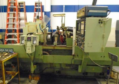 Used Machinery, Used Grinder, OKUMA Model GA-44N CNC Cylindrical Grinder | Advanced Machinery Companies