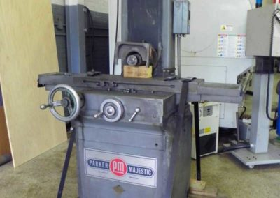 Used Machinery, Used Grinder, PARKER-MAJESTIC No. 2 Manual / Hand Feed 618 Surface Grinder | Advanced Machinery Companies