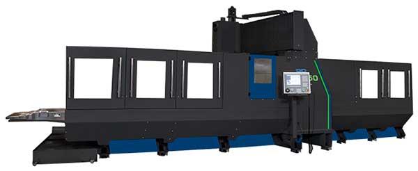 Milltronics BR8100IL BR Series Bridge Mills, New Machinery, Advanced Machinery Companies
