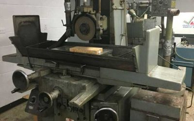 Used Surface Grinder | NICCO Model NSG-6