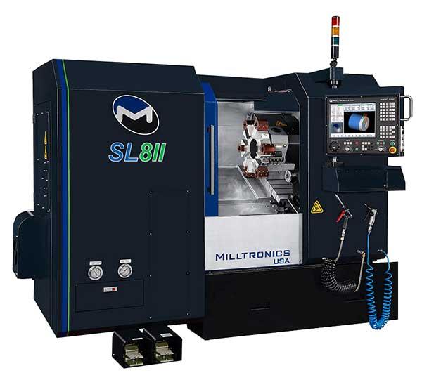 Milltronics CNC Lathe SL8-II, New Machinery, Advanced Machinery Companies