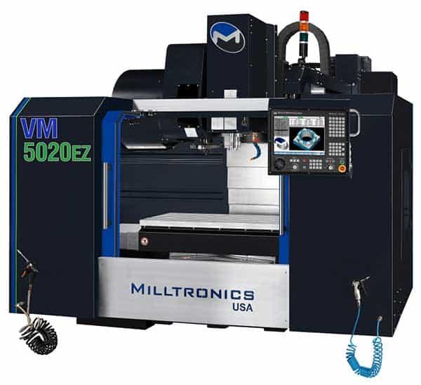 Milltronics VM5020 Vertical Machining Centers, New Machinery