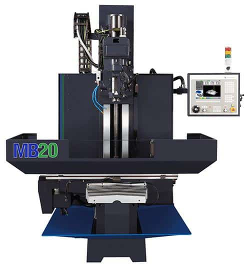 Milltronics | MB Series Vertical Machining Centers 10% Discount From List On The Following Machine MB20