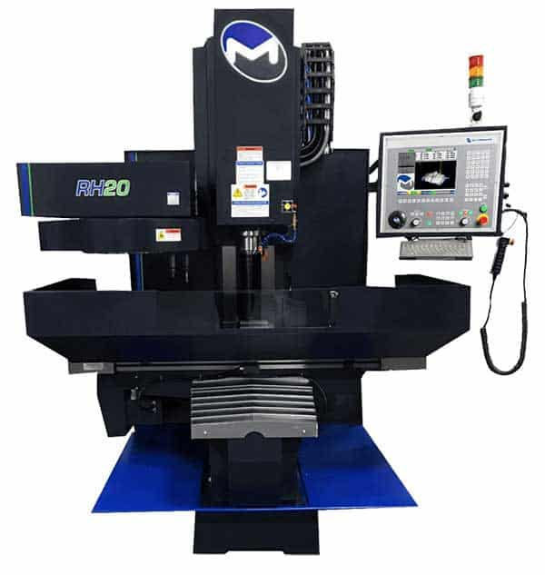 Milltronics Machinery   RH Series Tool Room Mills 10% Discount From List On The Following Machines