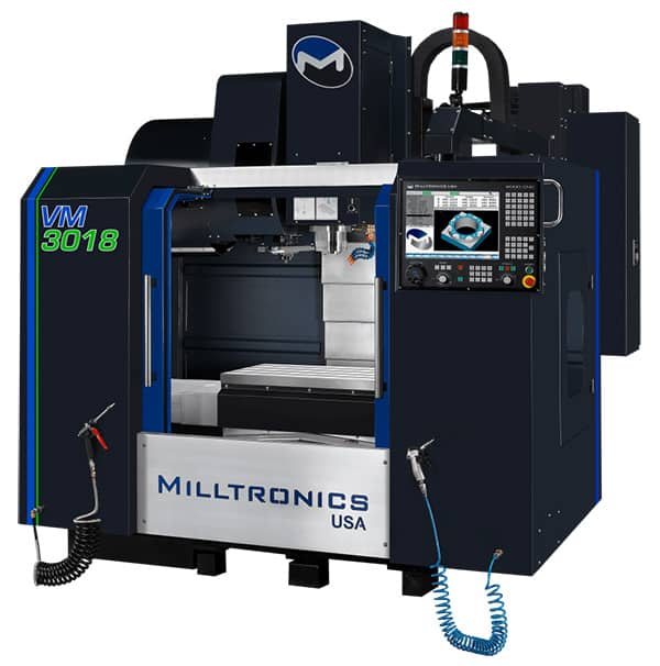 Milltronics Machinery | VM Series Vertical Machining Centers  10% Discount From List On The Following Machines