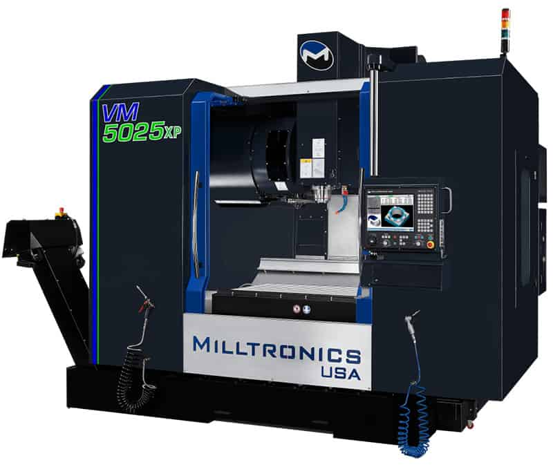 Milltronics VM6030XP Vertical Machining Centers, New Machinery, Advanced Machinery Companies