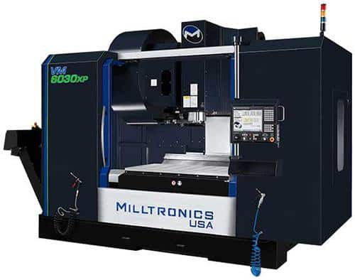 Milltronics | VM XP Series Vertical Machining Centers 10% Discount From List On The Following Machines  VM5025XP & VM6030XP