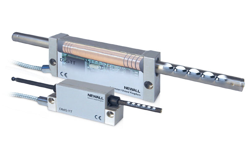 New Machinery, Newall DRO Systems and Linear Encoders | DSG AND DMG ENCODERS | Advanced Machinery Companies