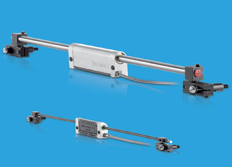 New Machinery, Newall DRO Systems and Linear Encoders | SPHEROSYN 2G / MICROSYN 2G | Advanced Machinery Companies