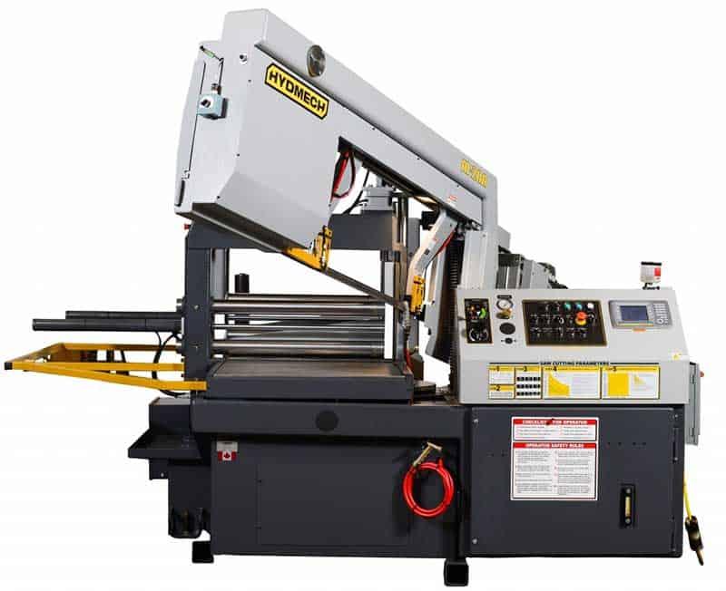 HYDMECH M-20A — Automatic Scissor Style Band Saw, New Machinery