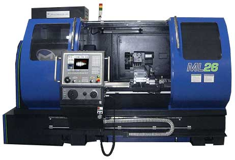 Milltronics Combo Lathe ML 26/80, New Machinery, Advanced Machinery Companies