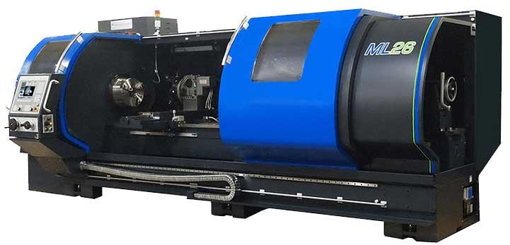 Milltronics Combo Lathe ML 26/120, New Machinery, Advanced Machinery Companies