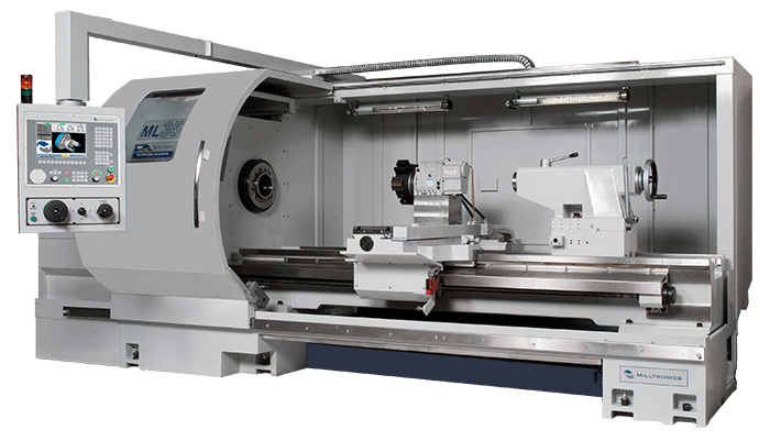 Milltronics Combo Lathe ML35, New Machinery, Advanced Machinery Companies