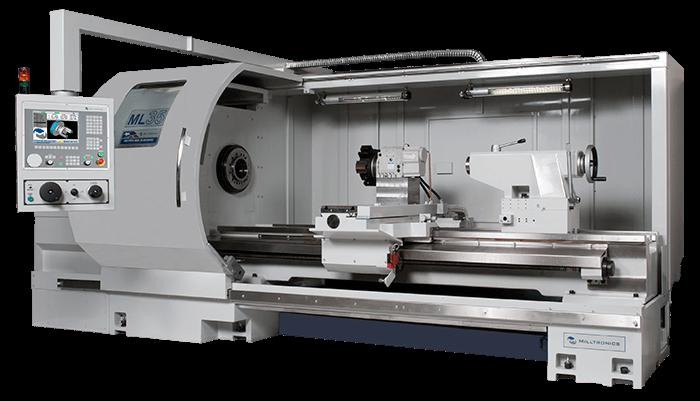 Milltronics Combo Lathe ML35, New Machinery, Advanced Machinery Companies
