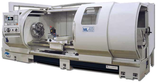 Milltronics Combo Lathe ML40, New Machinery, Advanced Machinery Companies