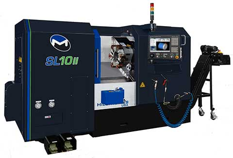 Milltronics CNC Lathe SL10-II, New Machinery, Advanced Machinery Companies