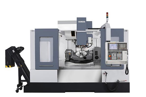 Akira-Seiki | 5AX-AC650 CNC Machine | Advanced Machinery Companies
