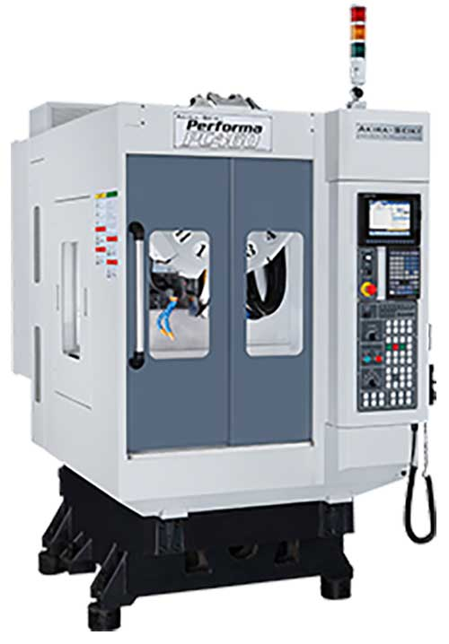 Akira-Seiki | High speed for chip removal, PC460 HSC CNC Machine | Advanced Machinery Companies