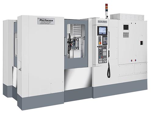 Akira-Seiki | Twin Pallet Change, H3XP CNC Machine | Advanced Machinery Companies