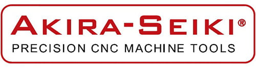 Akira-Seiki Logo | Precision CNC Machine Tools | Advanced Machine Companies