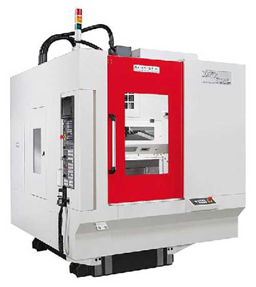 Akira-Seiki | Fastest twin pallet, RMV500 / 700APC CNC Machine | Advanced Machinery Companies